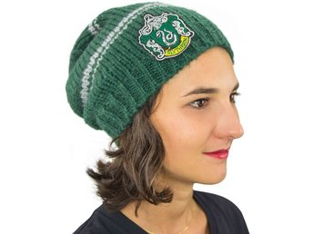 Harry Potter - Beanie slouchy Slytherin