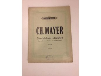 Piano - Charles Mayer - New School of Velocity - 26 sidor