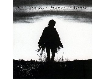 CD -Neil Young ‎– Harvest Moon