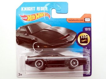 Hot Wheels - KITT Pontiac Trans Am - Knight Rider