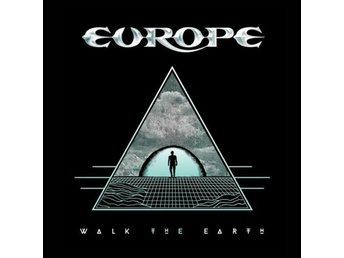 Europe –Walk The Earth cd S/S 2017 John Norum, Joey Tempest