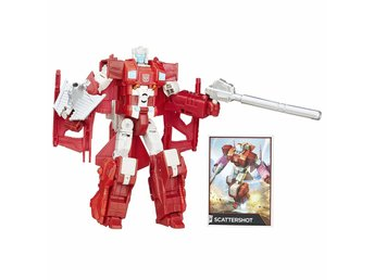 Transformers Generations Combiner Wars Scattershot Figure 20cm