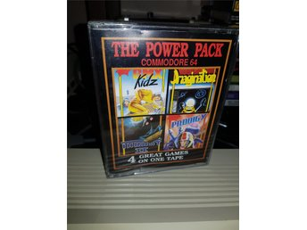 THE POWER PACK till Commodore 64
