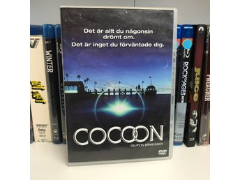 Cocoon 1985 DVD