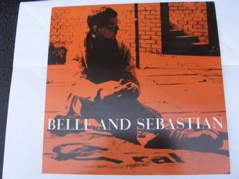 "BELLE AND SEBASTIAN: Vinyl . ""This is just a morden rock song"" Uk 1998"