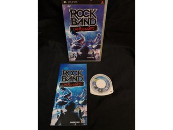 Rock Band Unplugged / PSP / Sony / Playstation