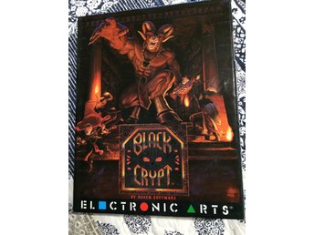 Black Crypt (Retro, Big box)