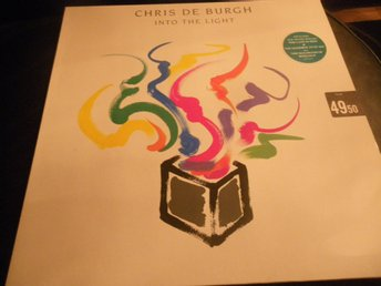 chris de burgh into the light lp