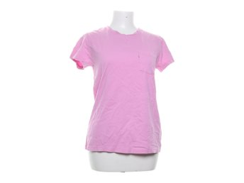Levi Strauss & Co, T-shirt, Strl: S, THE PREFECT CREW, Rosa