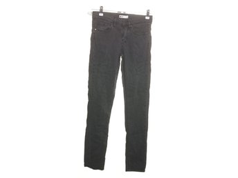 Perfect Jeans Gina Tricot, Jeans, Strl: 34, Svart