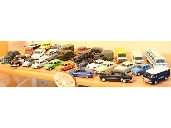 """27 bilmodeller, unik kollektion """"Auto legender"""" och """"Världens polisbilar"""" - Vällingby - 27 bilmodeller, unik kollektion """"Auto legender"""" och """"Världens polisbilar"""" - Vällingby"""