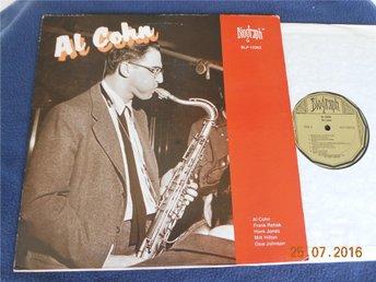 AL COHN - Be Loose, Biograph BLP-12063, LP USA 1979 - Gävle - AL COHN - Be Loose, Biograph BLP-12063, LP USA 1979 - Gävle