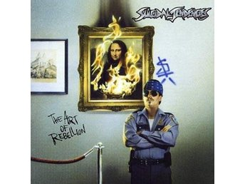 Suicidal Tendencies: The art of rebellion 1992 (CD) - Nossebro - Suicidal Tendencies: The art of rebellion 1992 (CD) - Nossebro