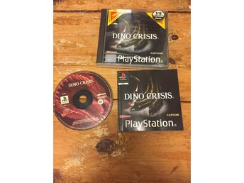 Dino Crisis Playstation