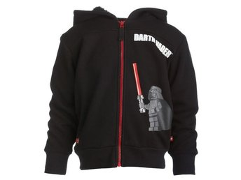 STAR WARS CARDIGAN (SWEAT), SVART (122)