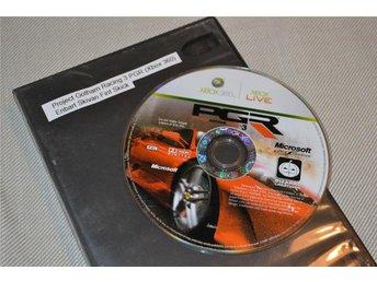 Project Gotham Racing 3 PGR (Xbox 360) Enbart Skivan Fint Skick - Hässleholm - Project Gotham Racing 3 PGR (Xbox 360) Enbart Skivan Fint Skick - Hässleholm