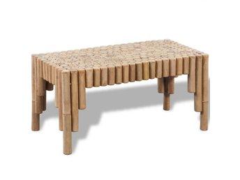 Soffbord i bambu - Am Venray - Soffbord i bambu - Am Venray