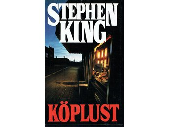 Stephen King - Köplust