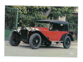 Lancia 1927, Lambda - Segeltorp - Lancia 1927, Lambda - Segeltorp