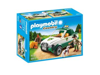 Playmobil - Forest Pick Up Truck (6812) - Varberg - Playmobil - Forest Pick Up Truck (6812) - Varberg