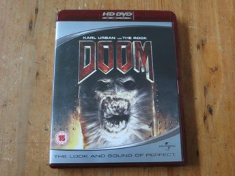 DOOM (HD DVD) The Rock
