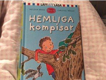 Hemliga kompisar bok av Helena Bross Lätt att läsa klass 1b - Visby - Hemliga kompisar bok av Helena Bross Lätt att läsa klass 1b - Visby