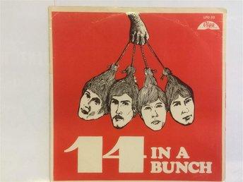 14 IN A BUNCH LEGENDARISK LP RARITET!!! (OLGA TAGES KINKS BEATLES) - Borensberg - 14 IN A BUNCH LEGENDARISK LP RARITET!!! (OLGA TAGES KINKS BEATLES) - Borensberg