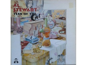 Al Stewart titel* Year Of The Cat* Pop Rock Netherlans LP, Gatefold - Hägersten - Al Stewart titel* Year Of The Cat* Pop Rock Netherlans LP, Gatefold - Hägersten