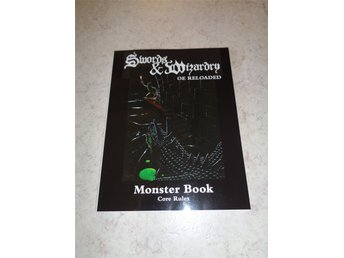 Swords & Wizardry Monster book 0e reloaded, Dungeons & Dragons.
