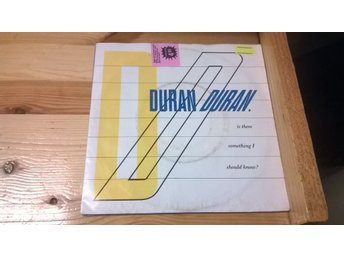 Duran Duran - Is There Something I Should Know?, EP