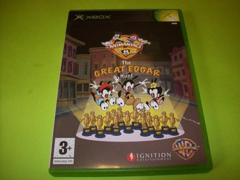 ANIMANIACS THE GREAT EDGAR HUNT (X-BOX)
