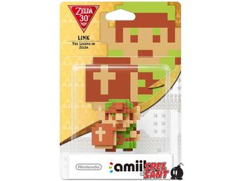 Nintendo amiibo Zelda Collection (8-Bit Link)