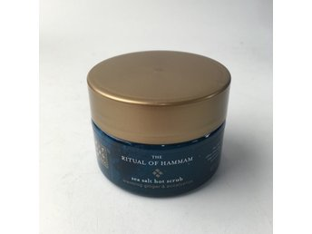 Rituals, Kroppspeeling, The Heal Of Hammam Sea Salt Hot Scrub, Strl: 125g