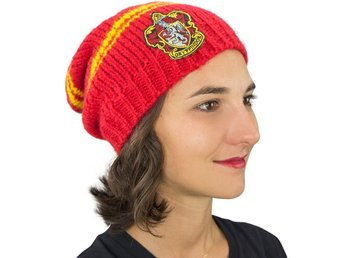 Harry Potter - Beanie slouchy Gryffindor red