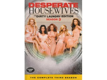 Desperate Housewives Säsong 3 Box - 6-DVD NY