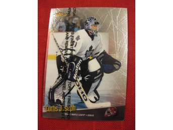 CURTIS JOSEPH TOTONTO MAPLE LEAFS - TOPPS FINEST 1998-1999 - 98-99