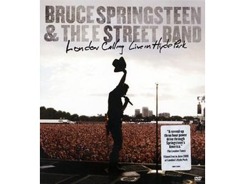 Springsteen Bruce: London calling - Live 2009 (2 DVD)