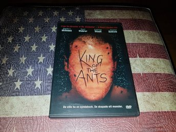 King Of The Ants (Stuart Gordon) Kult !!! Oklippt OOP