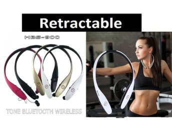 2018 Retractable Bluetooth Wireless ...