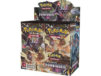 Pokemon Booster Box Sun & Moon 6 Forbidden Light