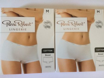 Cotton  boxer Pierre Robert