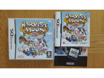 Nintendo DS: Harvest Moon DS