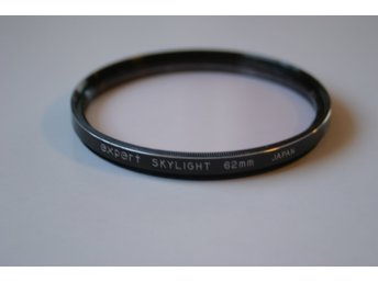 SKYLIGHT  FILTER 62MM EXPERT  MADE IN JAPAN