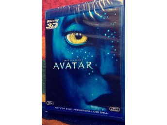 Avatar Real 3D Blu-Ray