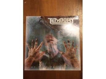 Cd skiva - tempory, metal