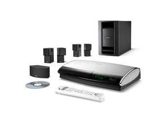 Bose  LIFESTYLE  48 Series IV DVD Home Entertainment System Details
