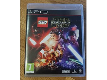 Ps3 spel LEGO Star Wars the force awakens