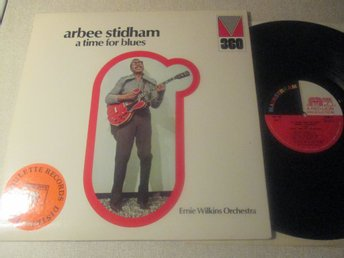 "Arbee Stidham ""A Time For Blues"""