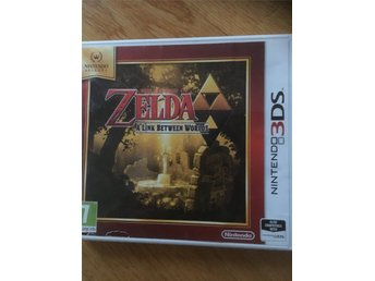 Zelda A Link Between Worlds Nintendo 3DS