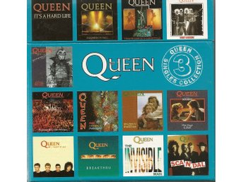 Queen: Box Set - Singles Collection Volume 3-Ny & Inplastad-